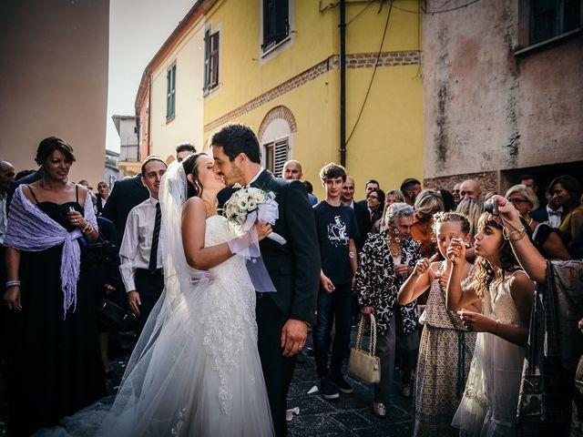 Il matrimonio di Giacomo e Francesca a Aulla, Massa Carrara 98