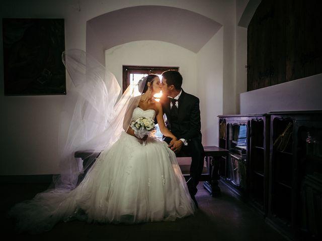 Il matrimonio di Giacomo e Francesca a Aulla, Massa Carrara 112