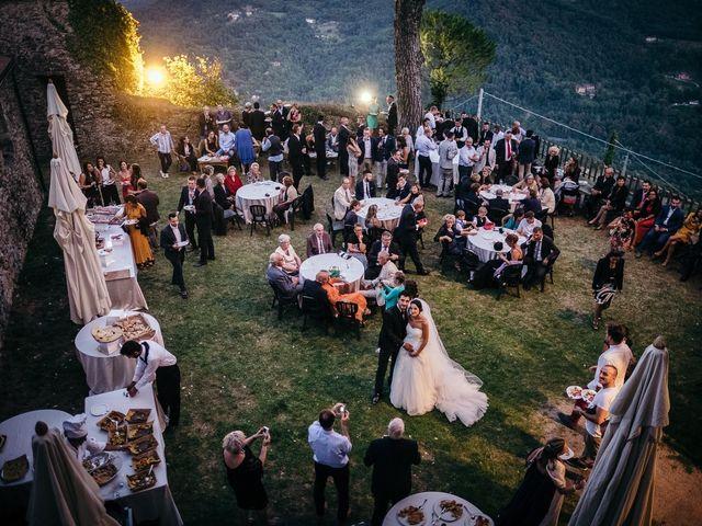 Il matrimonio di Giacomo e Francesca a Aulla, Massa Carrara 120
