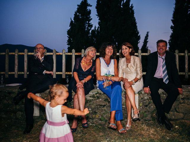 Il matrimonio di Giacomo e Francesca a Aulla, Massa Carrara 121