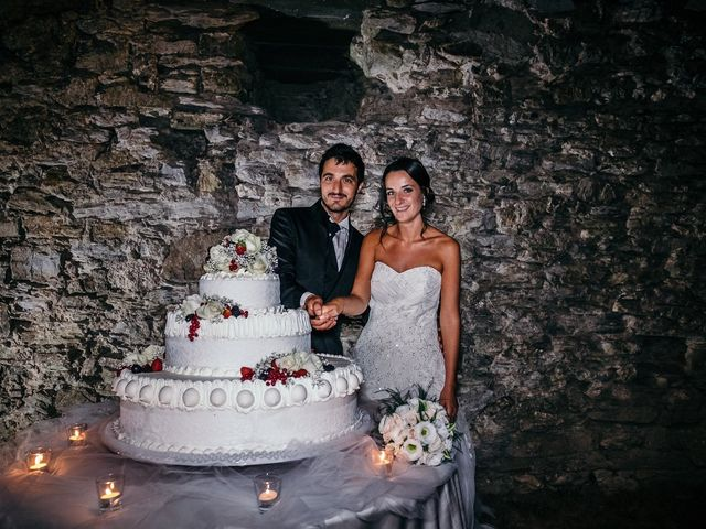 Il matrimonio di Giacomo e Francesca a Aulla, Massa Carrara 133