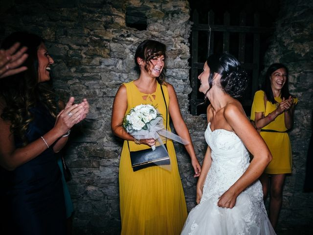 Il matrimonio di Giacomo e Francesca a Aulla, Massa Carrara 144