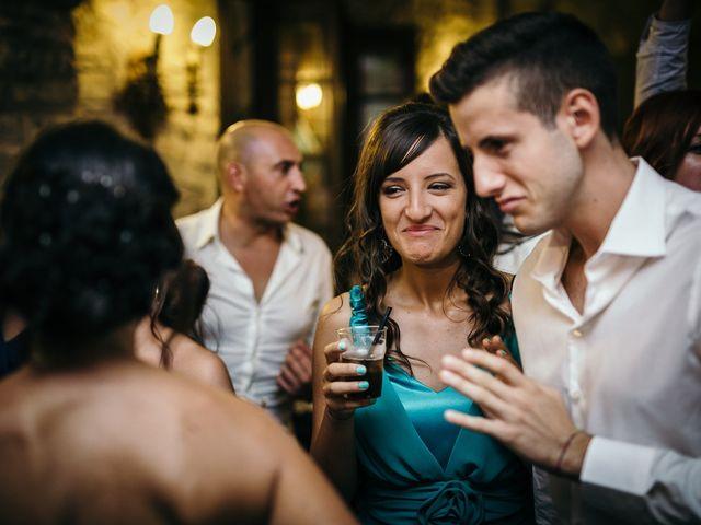 Il matrimonio di Giacomo e Francesca a Aulla, Massa Carrara 155