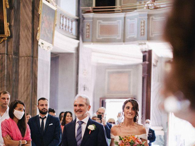 Il matrimonio di Christian e Simona a Viverone, Biella 56