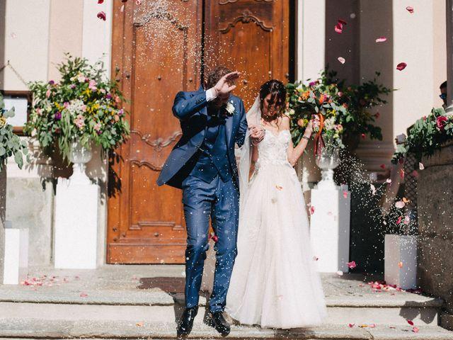 Il matrimonio di Christian e Simona a Viverone, Biella 57
