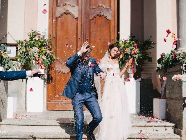 Il matrimonio di Christian e Simona a Viverone, Biella 58