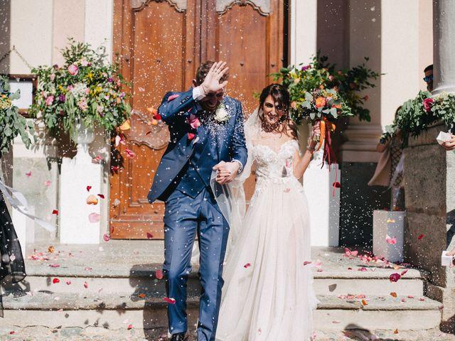 Il matrimonio di Christian e Simona a Viverone, Biella 59