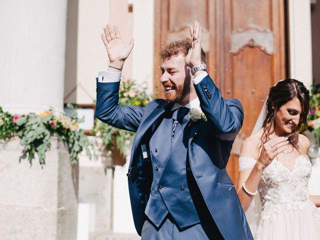 Il matrimonio di Christian e Simona a Viverone, Biella 61
