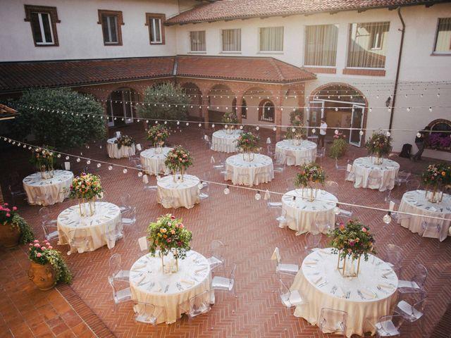 Il matrimonio di Christian e Simona a Viverone, Biella 74