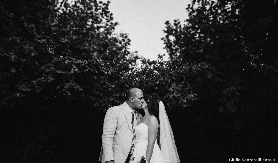 Il matrimonio di Luigi e Sara a Ronciglione, Viterbo