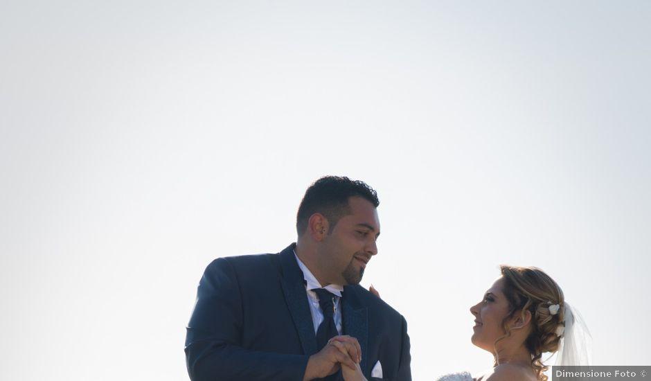 Il matrimonio di Dino e Cristina a Fauglia, Pisa