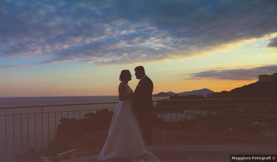Il matrimonio di Francesco e Katy a Napoli, Napoli