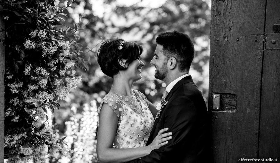 Il matrimonio di Diego e Francesca a Besenzone, Piacenza