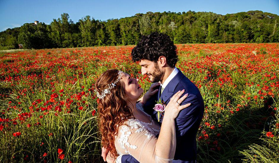 Il matrimonio di Sandro e Francesca a Montaione, Firenze