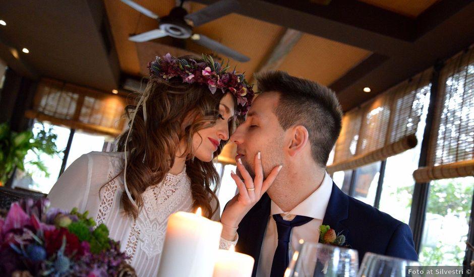 Il matrimonio di Matteo e Jade a Monsummano Terme, Pistoia
