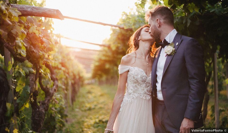 Il matrimonio di Christian e Simona a Viverone, Biella