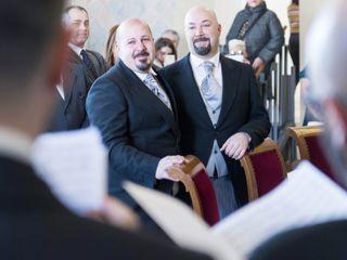 le nozze di Damiano e Massimiliano 3
