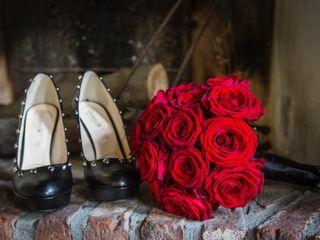 Le nozze di Elisa e Michele 1