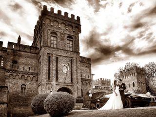 Le nozze di Jessica e Danny