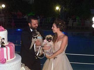Le nozze di Maria Vita e Federico 3