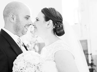 Le nozze di Fabio e Verdiana