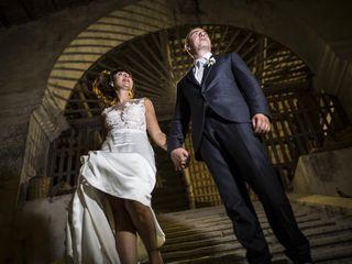 Le nozze di Antonella e Gianni
