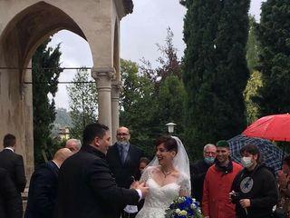 Le nozze di Letizia e Giorgio 1