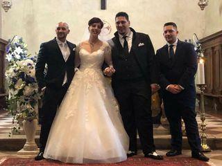 Le nozze di Letizia e Giorgio