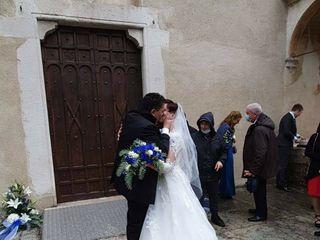 Le nozze di Letizia e Giorgio 2