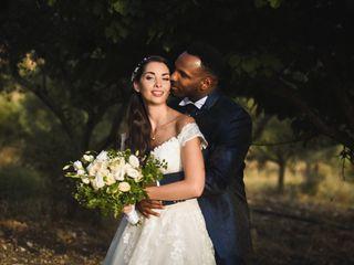 Le nozze di Cristina e Patrick