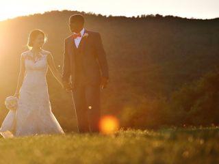 Le nozze di Martina e Ryan