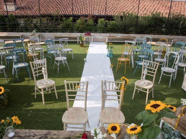 Il matrimonio di Massimiliano e Monica a Travagliato, Brescia 10