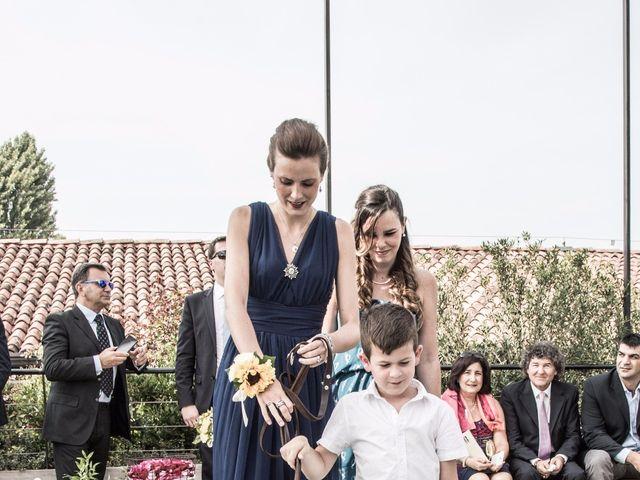 Il matrimonio di Massimiliano e Monica a Travagliato, Brescia 12