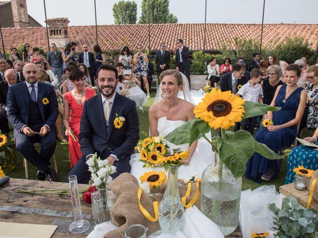 Il matrimonio di Massimiliano e Monica a Travagliato, Brescia 14