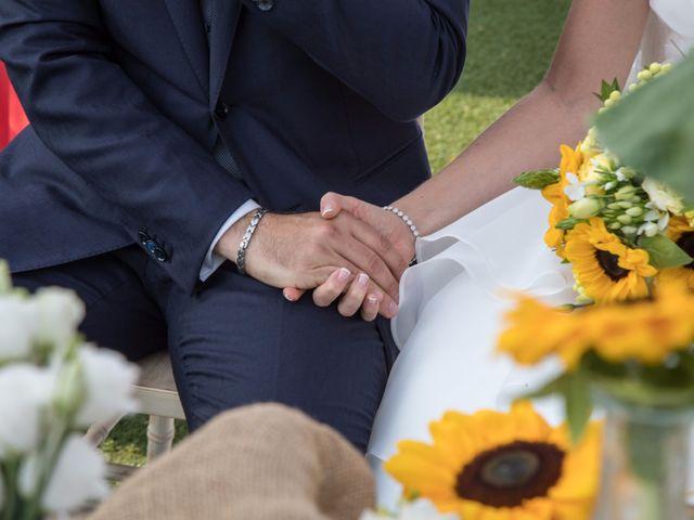 Il matrimonio di Massimiliano e Monica a Travagliato, Brescia 15