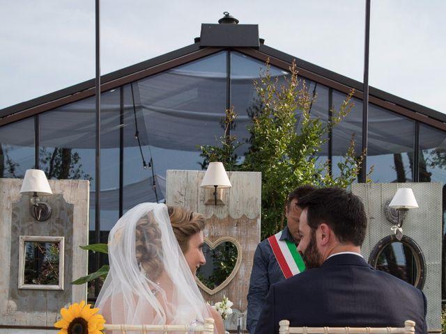 Il matrimonio di Massimiliano e Monica a Travagliato, Brescia 16