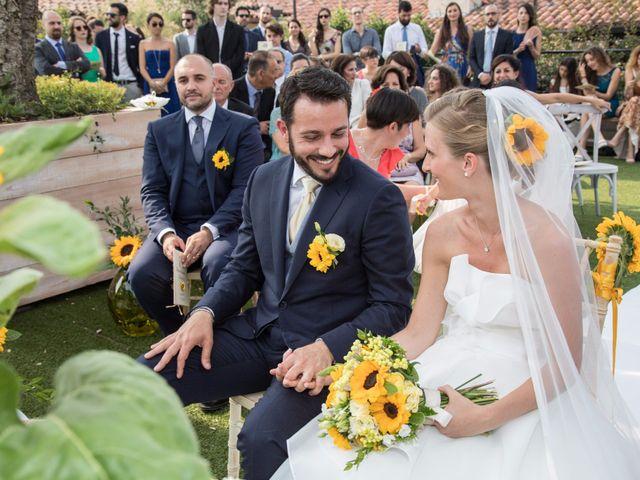 Il matrimonio di Massimiliano e Monica a Travagliato, Brescia 17