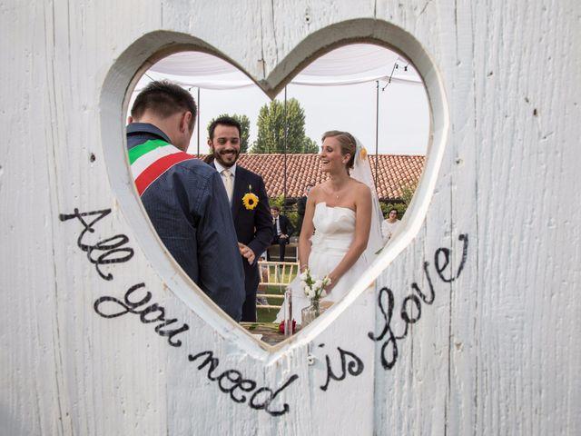 Il matrimonio di Massimiliano e Monica a Travagliato, Brescia 18