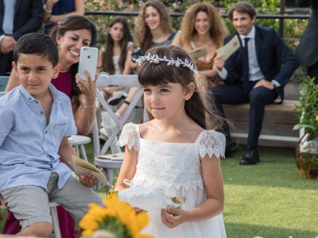 Il matrimonio di Massimiliano e Monica a Travagliato, Brescia 19