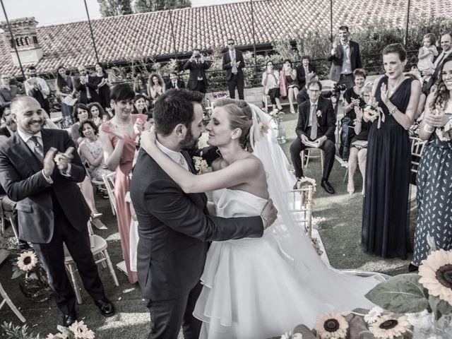 Il matrimonio di Massimiliano e Monica a Travagliato, Brescia 20