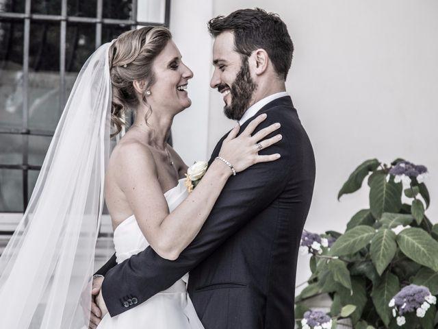 Il matrimonio di Massimiliano e Monica a Travagliato, Brescia 25