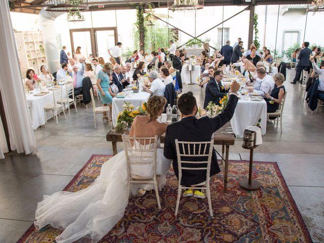 Il matrimonio di Massimiliano e Monica a Travagliato, Brescia 28