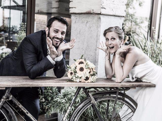 Il matrimonio di Massimiliano e Monica a Travagliato, Brescia 29