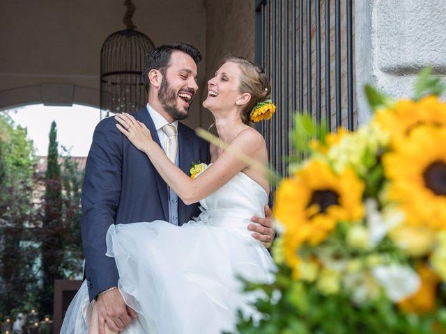 Il matrimonio di Massimiliano e Monica a Travagliato, Brescia 31