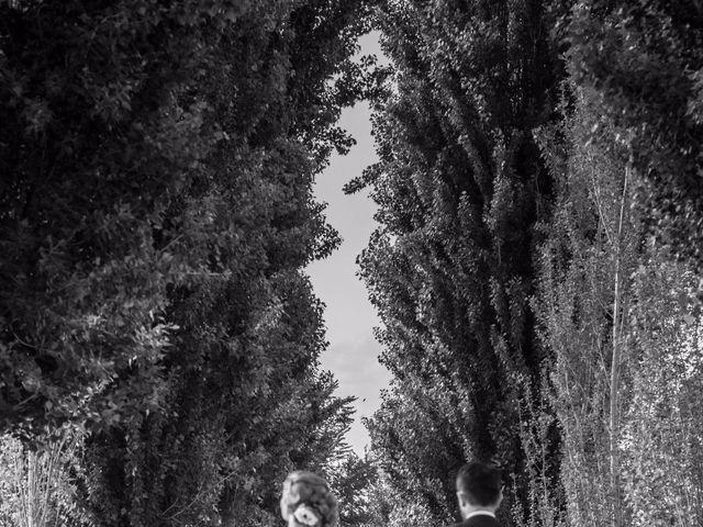 Il matrimonio di Massimiliano e Monica a Travagliato, Brescia 32