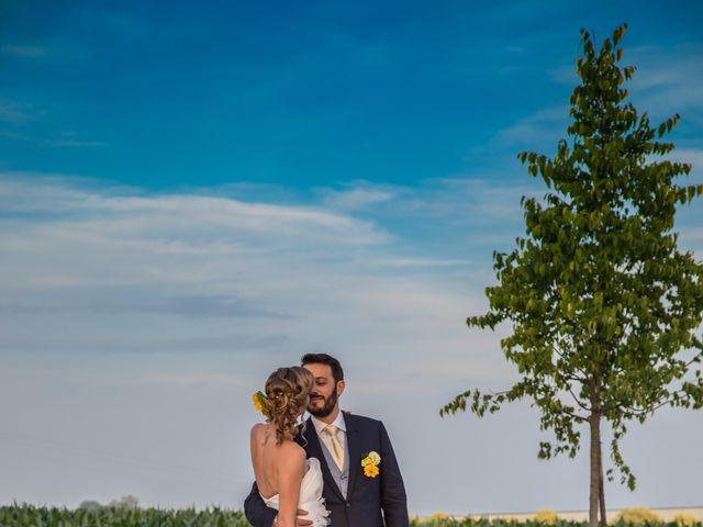 Il matrimonio di Massimiliano e Monica a Travagliato, Brescia 33