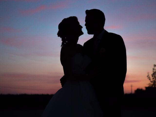 Il matrimonio di Massimiliano e Monica a Travagliato, Brescia 35