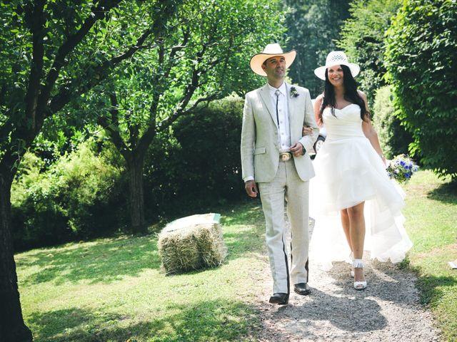 Le nozze di Erika e Luigi