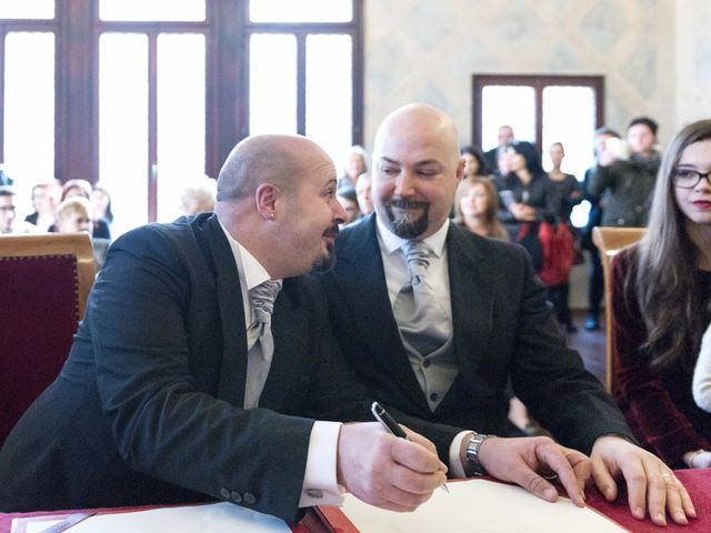 Il matrimonio di Massimiliano e Damiano a Venezia, Venezia 7