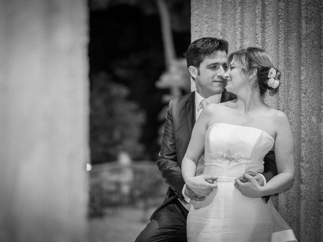 le nozze di Patrizia e Tiziano